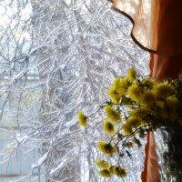 Тепло и холод :: Татьяна