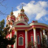 Храм Пантелеимона Целителя (2) :: дмитрий панченко