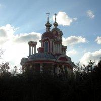 Храм Пантелеимона :: дмитрий панченко