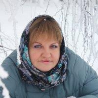снежная... :: Дмитрий Денисов