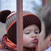 Поцелуй. :: Olga Schejko