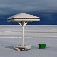 Зимний пляж в Юрьевце :: Валерий Толмачев