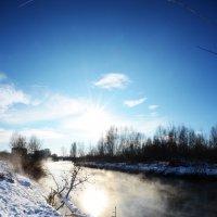 Утро на реке Пехорка :: Елизавета
