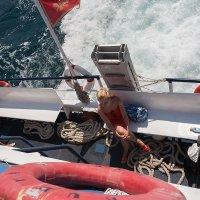 На корабле :: Kristina Girovka