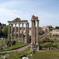 Остатки Древнего Рима :: Наталья