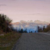 Горный перевал :: Владимир Ушаров