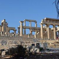 Храм Афайи, Эгина (Греция) :: Владимир Брагилевский