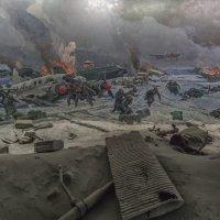 В эти дни в 1943 году Советской армией была одержана победа в одном  из самых кровопролитных сражени :: Сергей Исаенко