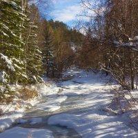 Сибирские реки. Река Олха :: Анатолий Иргл