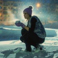 Январьский снег :: Игорь