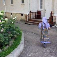 Дети в Богородицком Житенном женском монастыре :: Елена Павлова (Смолова)