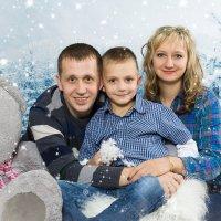Счастливая семья :: Екатерина Гриб