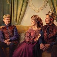 Королевская семья :: Анастасия