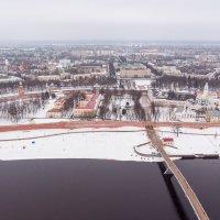 Зимний Новгород :: Павел Москалёв
