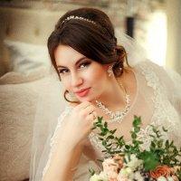 Портрет невесты :: Оксана Зволинская