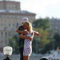Кизомба причальная (2) :: Mikhail Markelov