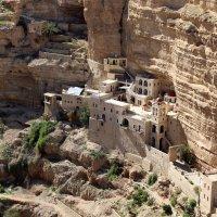 Израиль - Монастырь Георгия Хозевита :: Malkhaz Gelashvili