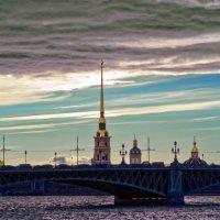 Летние сумерки :: Андрей Игоревич