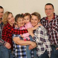 Большая семья :: Natalia Petrenko