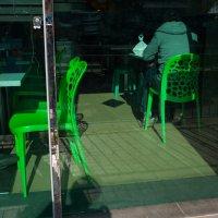 про зелёные стульчики) :: Sofia Rakitskaia