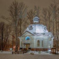 Церковь-Часовня Всех Святых, Парк Победы, СПб :: Александр Кислицын