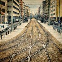 ..почему я не трамвай?! :: Андрей Колмаков