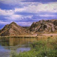 Река Или, летние воспоминания :: Julia Martinkova