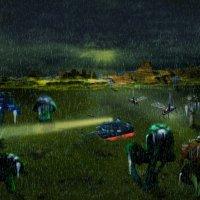 Планета дождей. :: Владимир Безбородов