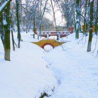 Щапово зимой :: Evgen Polyakov