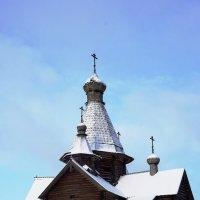 Храм Рождества Пресвятой Богородицы :: Ольга Чистякова