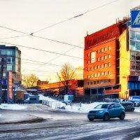 Мороз и солнце в ритмах города Н :: Микто (Mikto) Михаил Носков
