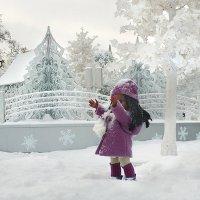 Ледяное царство :: Ирина Татьяничева