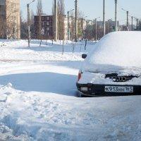 Просто Зима. :: Геннадий
