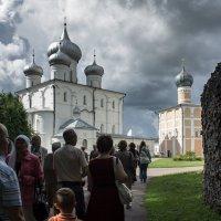 Варлаамо-Хутынский  монастырь :: Ольга Лиманская