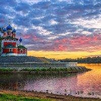 Церковь царевича Дмитрия на крови. Углич. :: Александр Шамардин