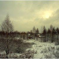 Начало зимы :: Олег Осипов