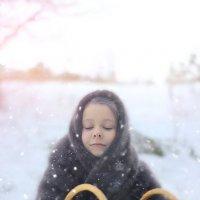 холодно ли, тебе, девочка? :: Алёна Горбылёва