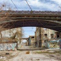 Одесские мосты, или куда не возят туристов... :: Вахтанг Хантадзе