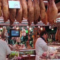 Рынок в Барселоне :: Елена