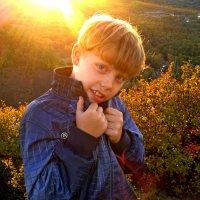 Солнечный мальчик :: Владимир Куликов