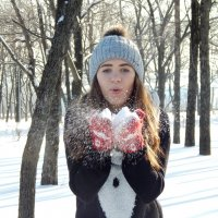 Зимняя свежесть :: Дарья Неживая