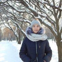 Зимняя пора :: Дарья Неживая