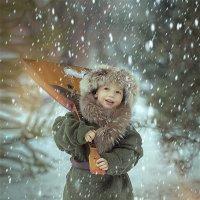 Я из лесу вышел, был сильный мороз :: Анастасия Бембак