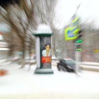 Всё бежит, бежит, бежит... :: Юрий Гайворонский