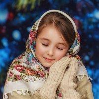 Русская красавица :: Виктория Дубровская
