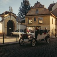 Прогулка по Праги :: Константин Король
