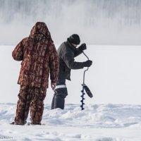 Зимняя рыбалка :: Игорь Юрченко