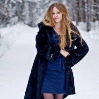 В зимнем лесу :: Алексей Лихошерстов