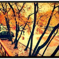 Осенняя. :: Олег Осипов