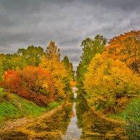 Осень в Кусково :: Игорь .